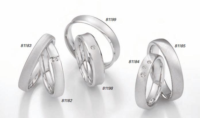 Beispiel: Finden Sie hier Ihre Ringe, Foto: Juwelier Bichler.