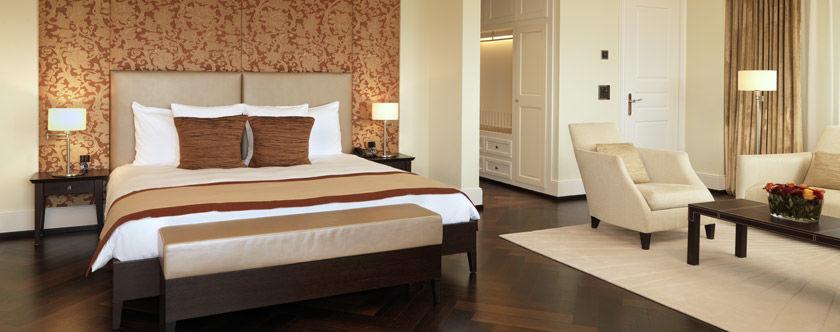 Beispiel: Hotelsuite, Foto: The Dolder Grand.