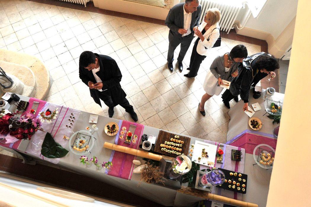 Hall Jean Lamour - buffets