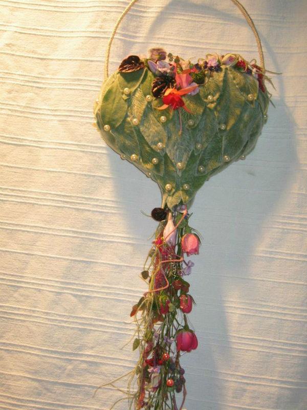 Beispiel: Blumenschmuck, Foto: Blumen Au Bouquet.