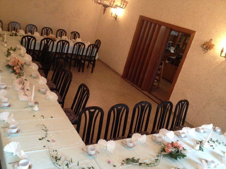 Beispiel: Räumlichkeiten, Foto: Restaurant Liebesquelle.