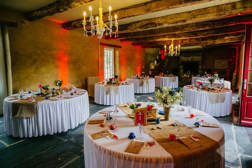 Salle de réception 120 m2 - Manoir de la Mare Côtes d' Armor