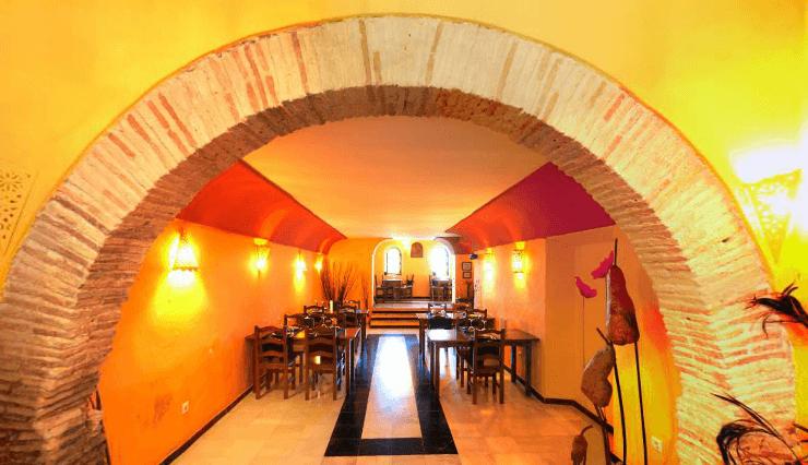 Hotel el palomar de la Breña.