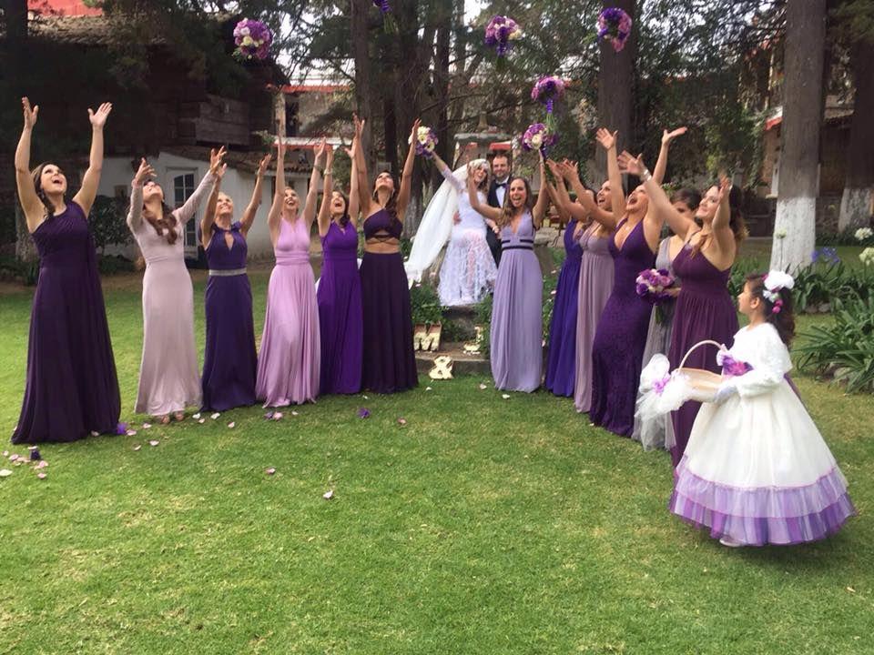 Jardines románticos para fotos memorables.  -Hacienda Buenavista.