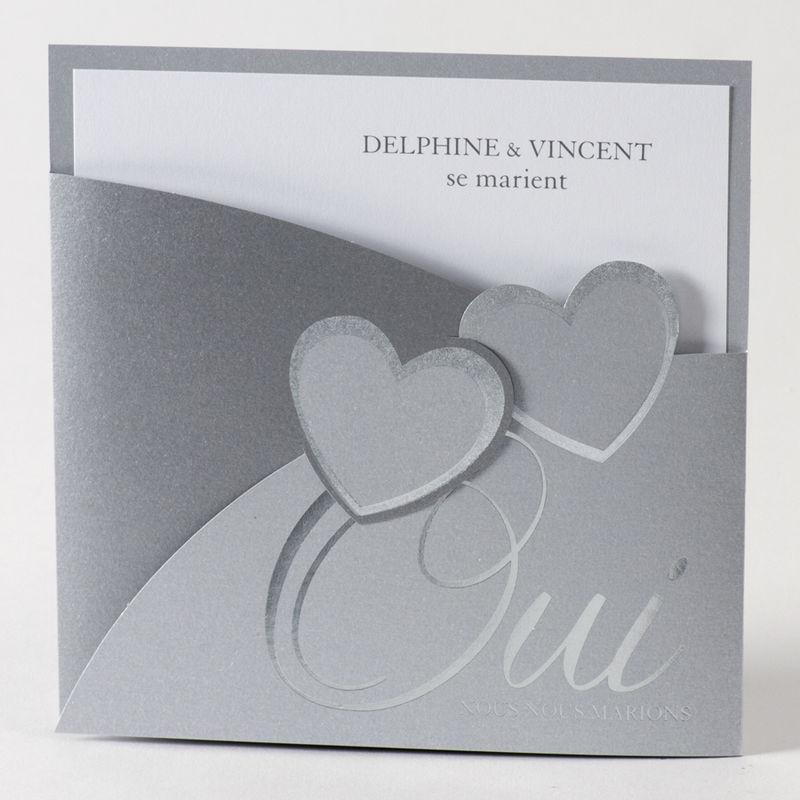 Dragée d'amour - Faire-Part
