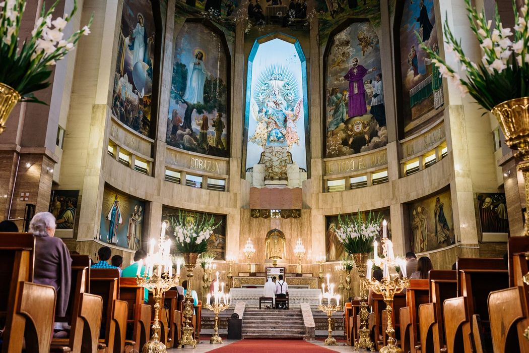 Romeo + Juliet Church