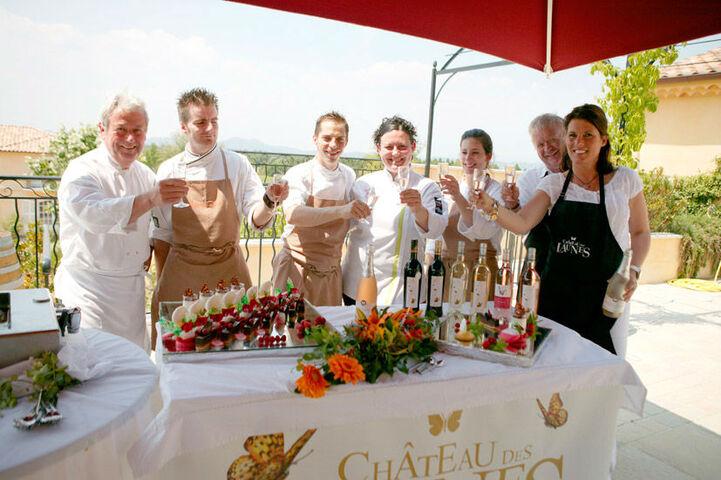 Réception - Château des Launes