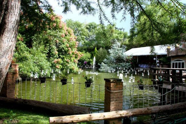 Espacio abierto para eventos - La Caza del Lago