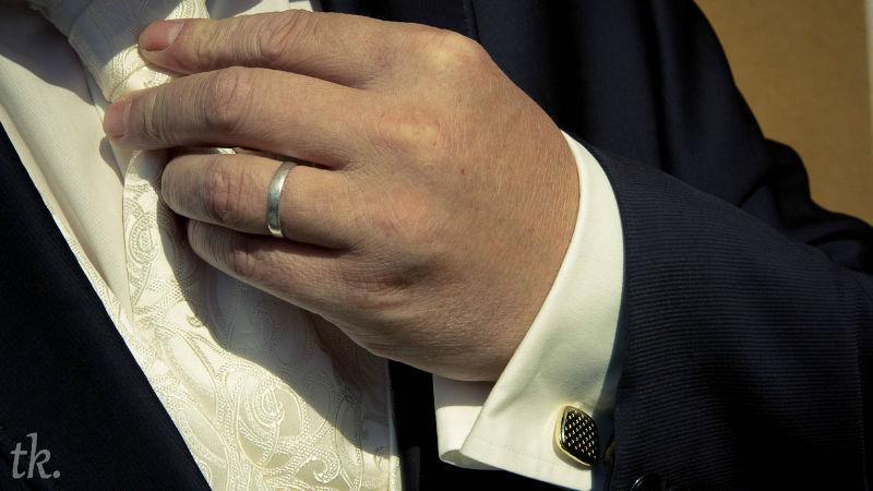 Beispiel: Fotos von den Vorbereitungen, Foto: Hochzeits- & Eventfotografie Tilo Kemnitz.