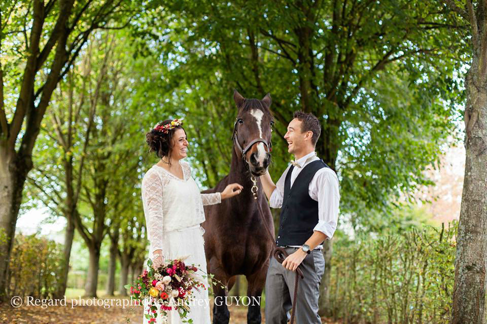 Shooting d'inspiration by French Wedding Belles