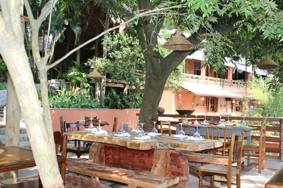 Restaurante Aprazível