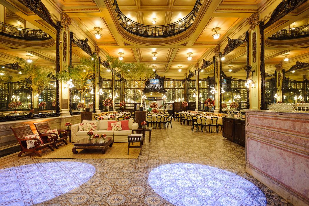 Salão Bar Jardim.