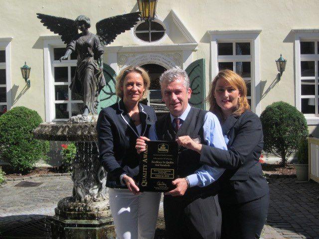 Beispiel: Auszeichnungen, Foto: Best Western Hotels.