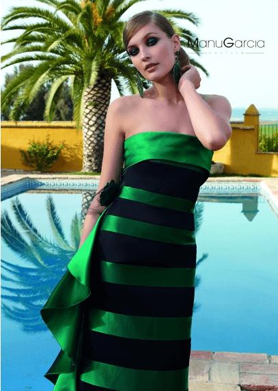 Vestido de Manu García
