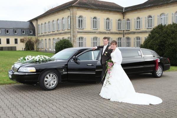 Beispiel: Hochzeitspaar, Foto: AKZENT Hotel Lamm.