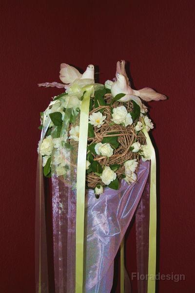 Beispiel: Raumgestaltung, Foto: Floradesign.