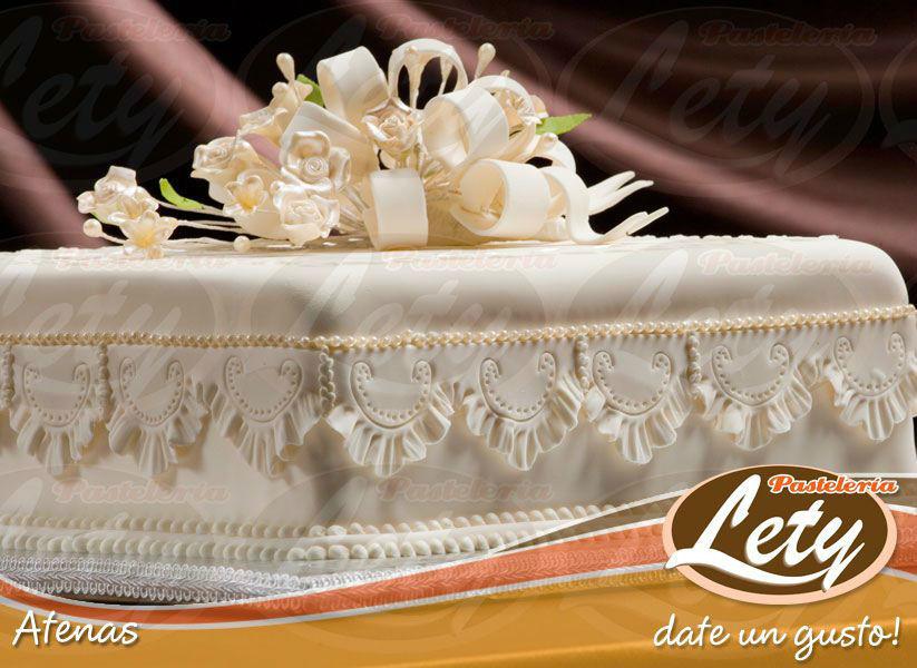 Pastelería Lety en Saltillo