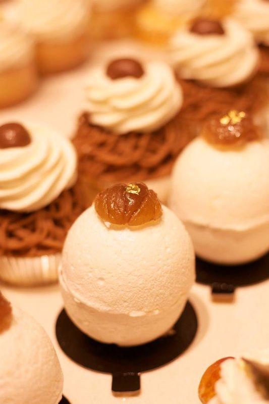 Pâtisserie Gilg : Entremets individuels