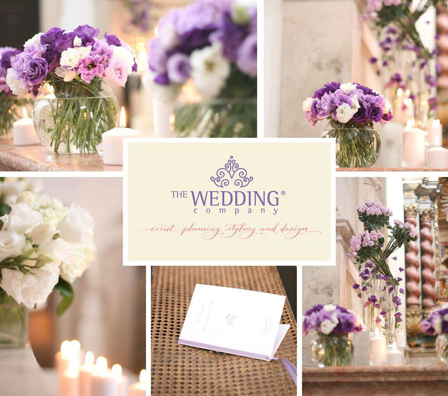Beautiful details from a summer wedding by The Wedding Company