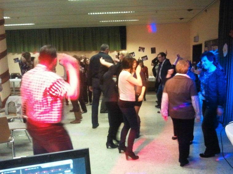 Beispiel: Musik für Ihre Hochzeit, Foto: Baden Musik Xpress.