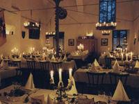 Beispiel: Hochzeitsgedeck, Foto: Schloss Ratzenhofen.