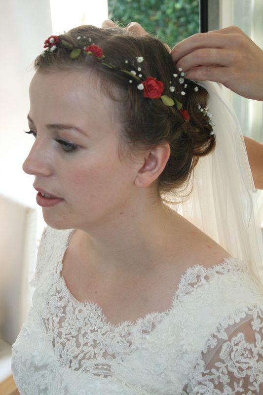 Boho beauty met beautywedding
