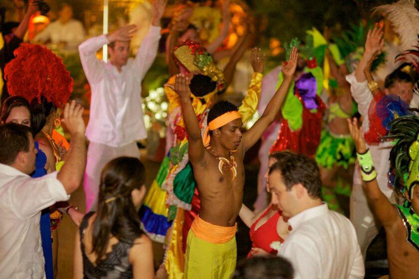 boda temática colombiana