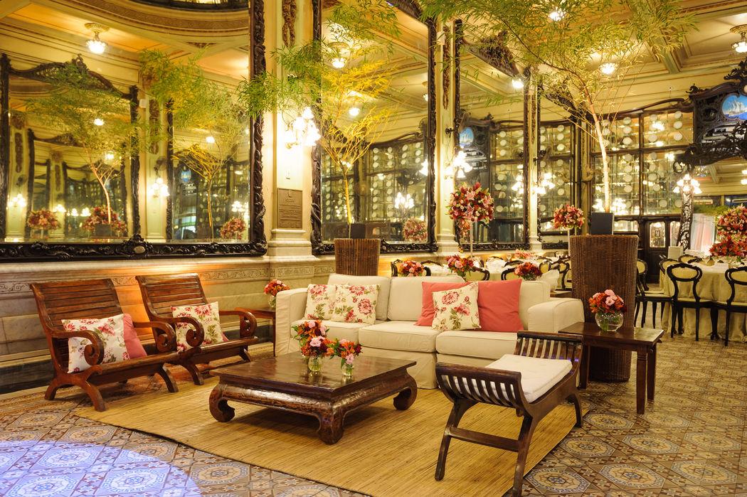 Lounge - Salão Bar Jardim.