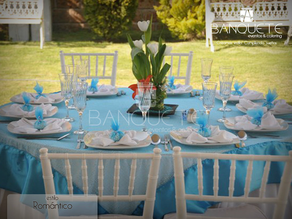 Mesa formal #banqueteeventos