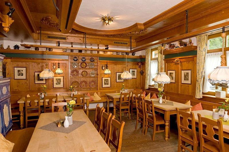 Beispiel: Restaurant, Foto: Hofgut Elchenreute.