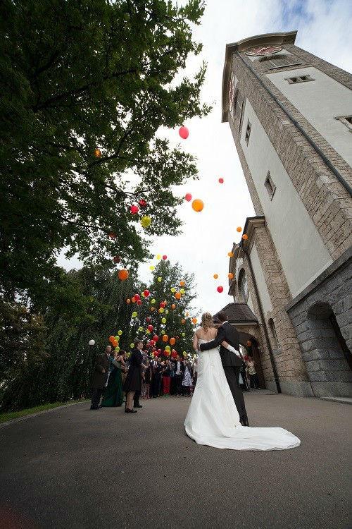 Beispiel: Organisation Ihres Hochzeitsfestes, Foto: WeddingPlan Graubünden.