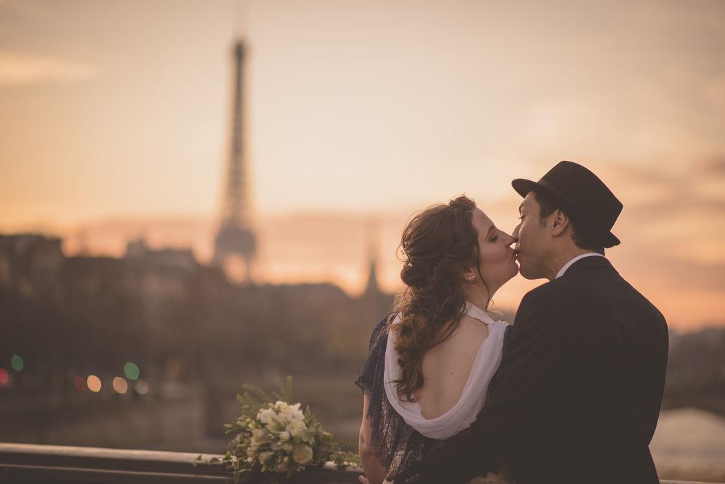 Moments d'émotion   Mariage Chic à Paris