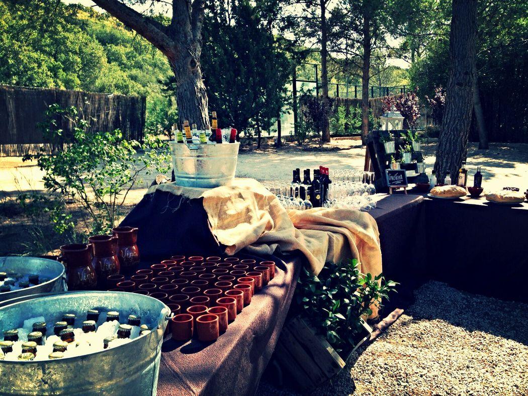 Vinotekas y Buffets