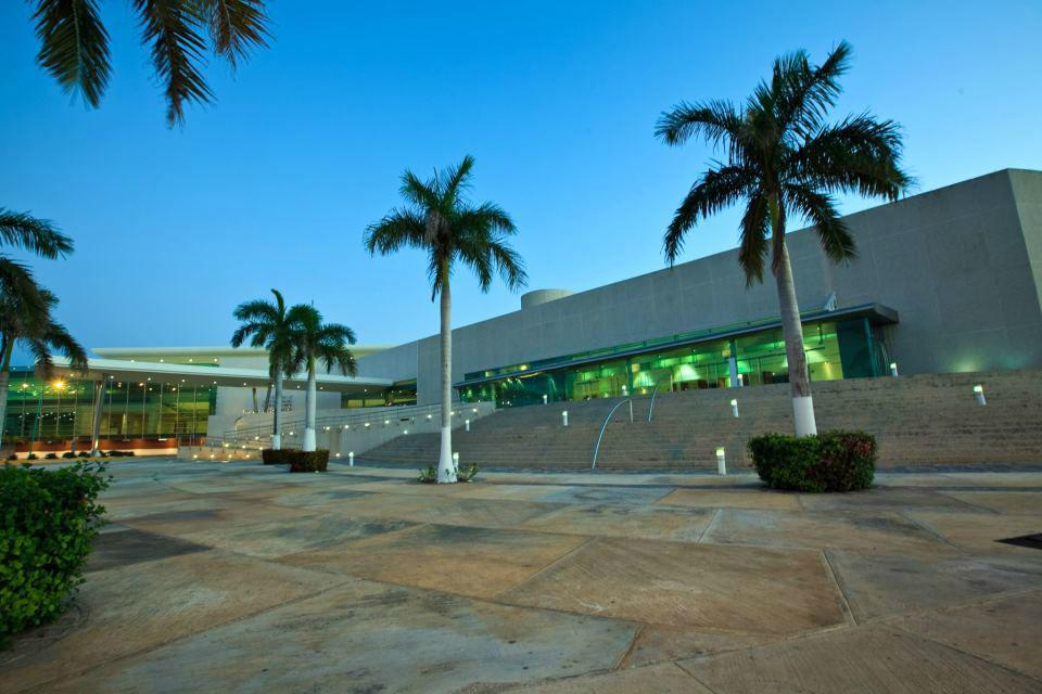 Centro de Convenciones Campeche XXI, lugar de eventos, en Campeche