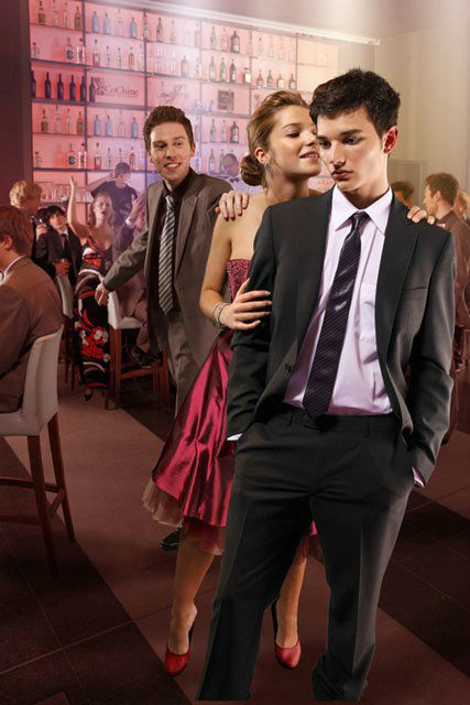 Beispiel: Hochwertige Herrenkleidung, Foto: Policke Herrenkleidung.
