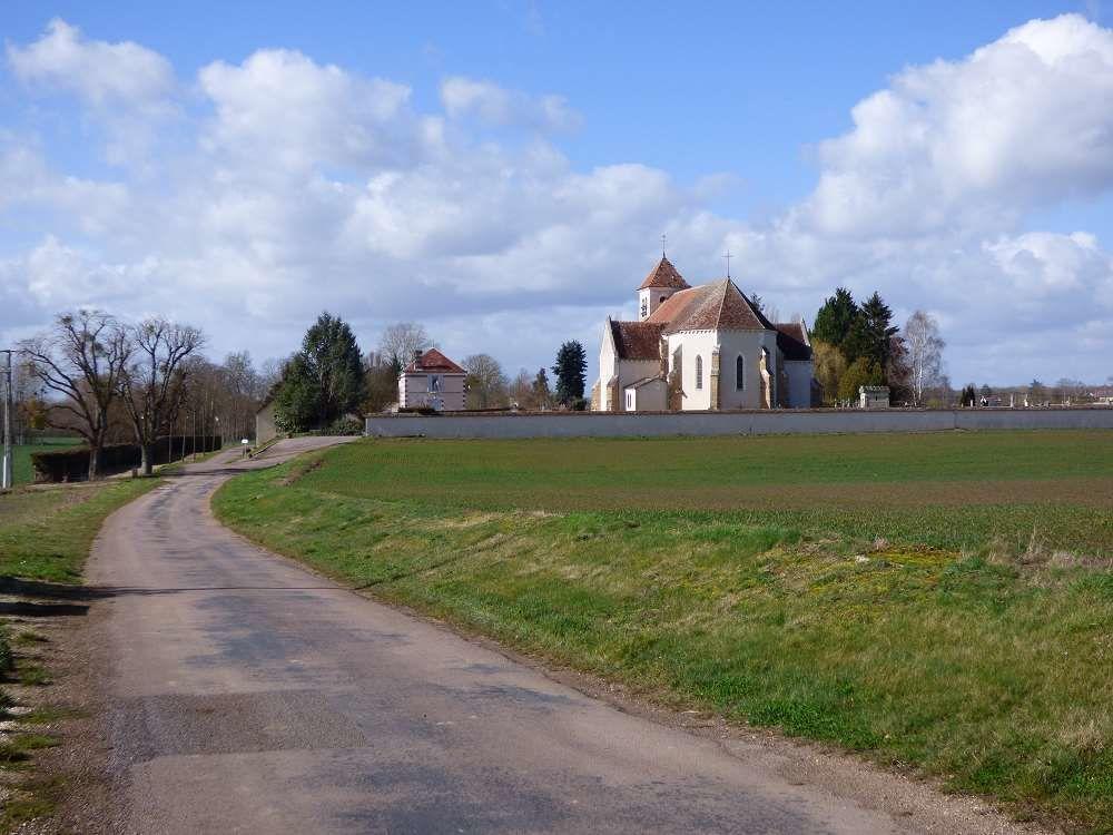 L'église de Hauterive