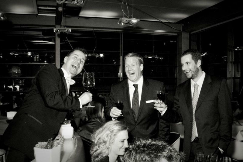 Beispiel: Fotos von der Hochzeitsfeier, Foto: Alexander Vejnovic.
