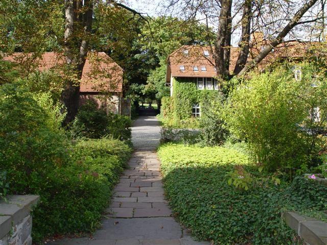 Beispiel: Hintereingang, Foto: Rittergut Haus Laer.
