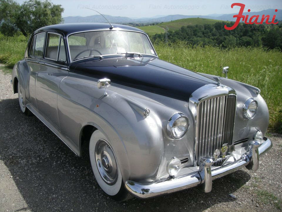 Fiani Autonoleggio: Bentley Silver Cloud S1 - 1956