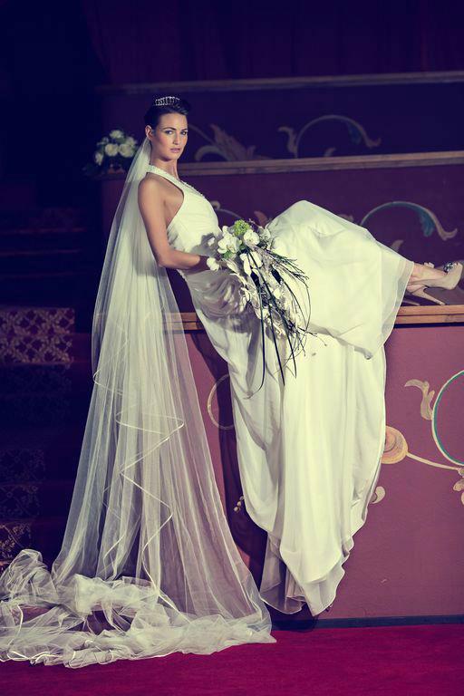 Beispiel: Das Styling für die Braut, Foto: Judy Stettler Make-up Artist.