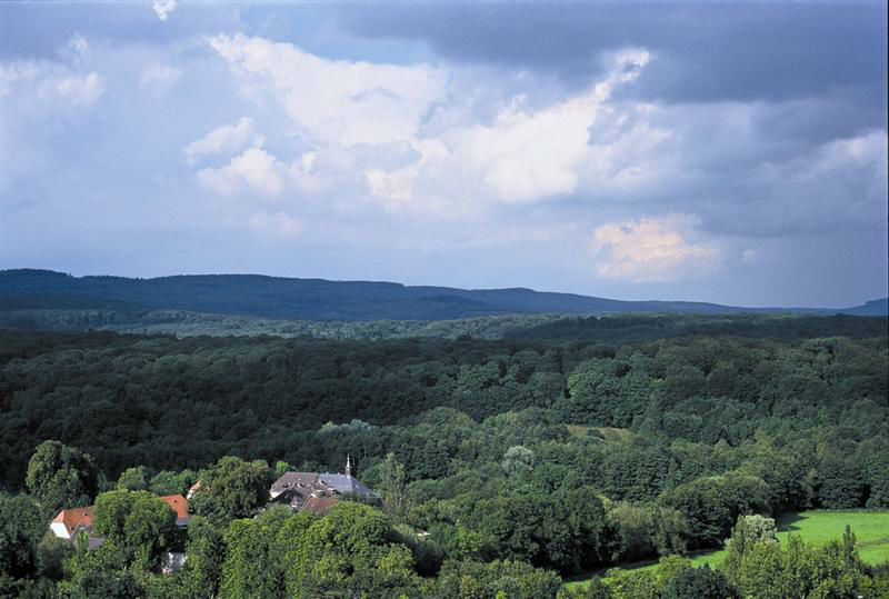 Beispiel: Atemberaubender Ausblick, Foto: Landhaus Diedert.
