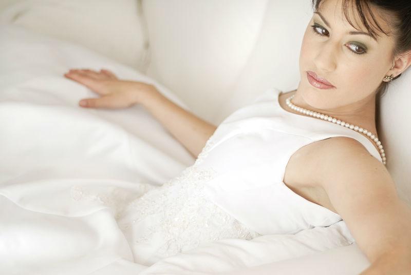 Beispiel: Ihr Stylist für die Hochzeit, Foto: Beautyside.net.