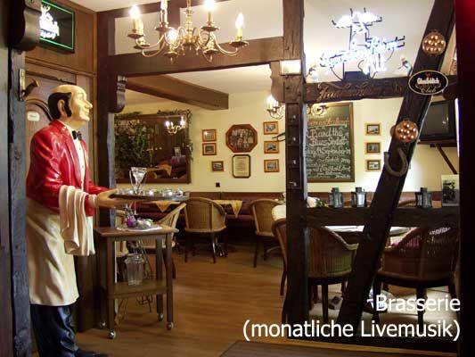Beispiel: Restaurant, Foto: AKZENT Aggertalhotel Zur alten Linde.