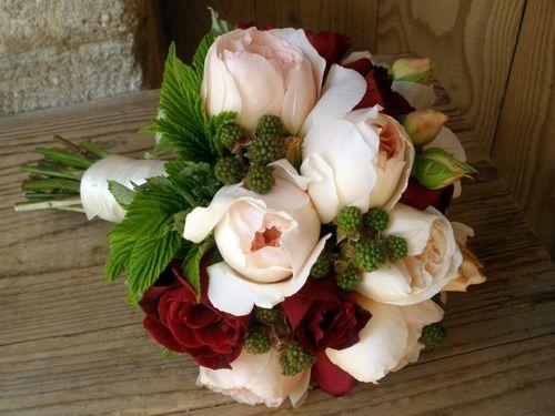 Bouquet de la mariée d'été - Frédéric Garrigues