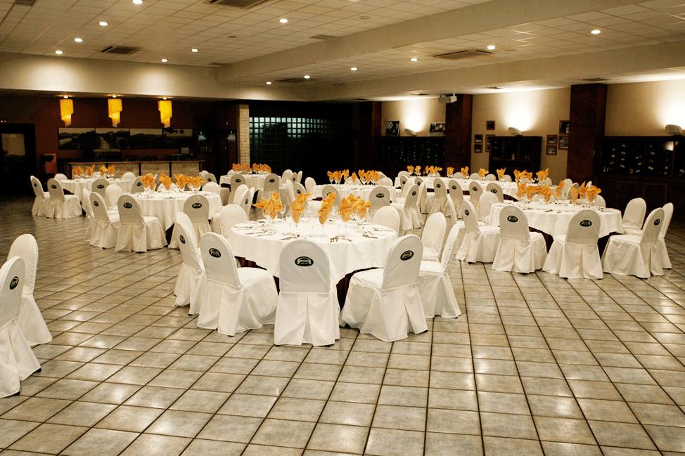 Restaurante Salón 1964.