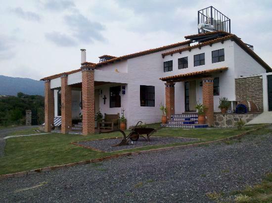 Hotel Echological en Jalisco.