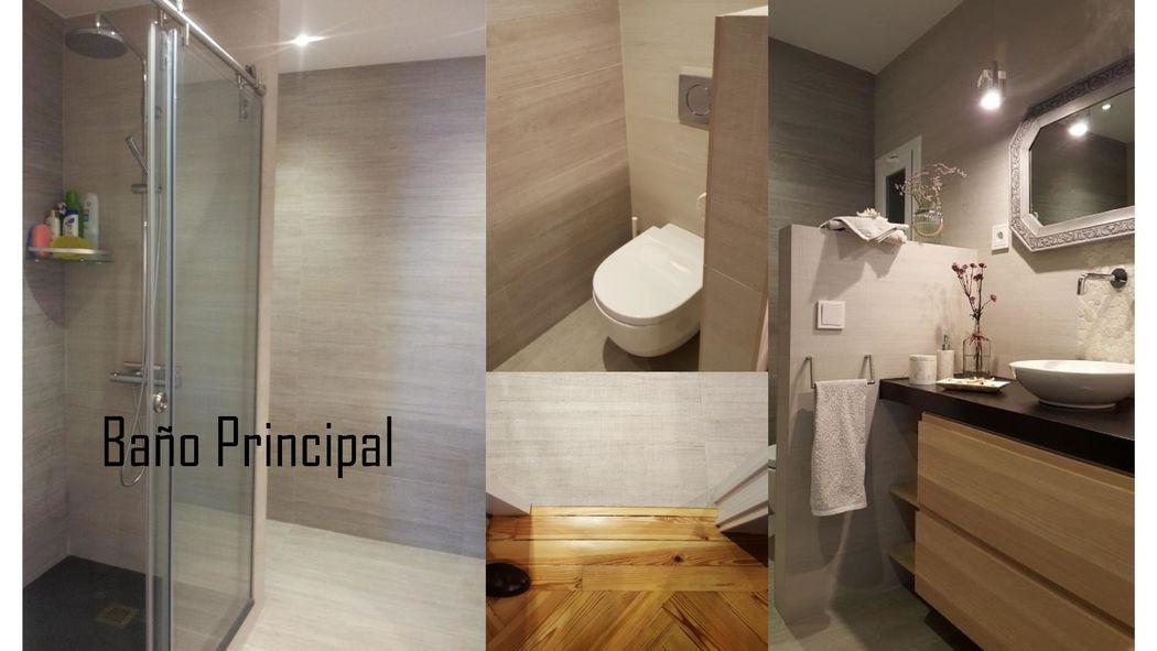 Reforma integral y diseño de baño