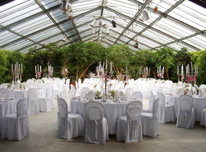 Beispiel: Theaterhaus - viel Platz für Ihre Hochzeitsgesellschaft, Foto: Botanikum.