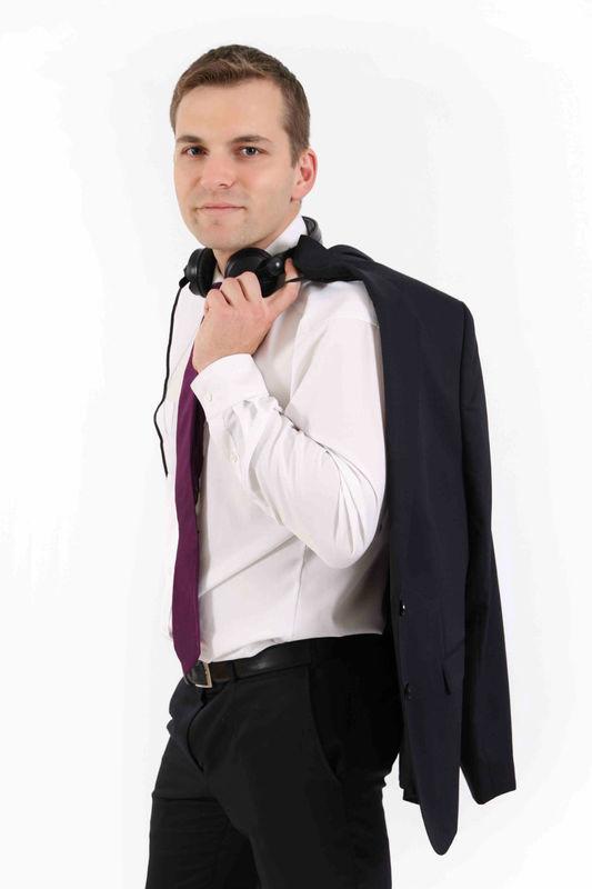Beispiel: DJ Marcel Rudolf, Foto: DJ Marcel Rudolf.