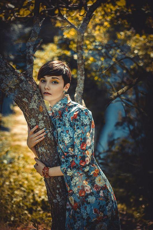 model: Елена Барабанщикова make up: Нелли Шварц photo: Роман Глосс